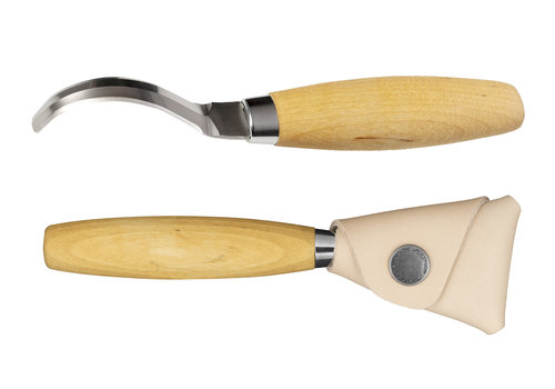 Mora of Sweden Mora 163 Spoon knife with sheet (2019)