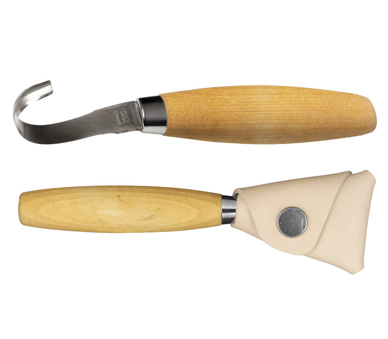 Mora Erik Frosts 162 hook knife with sheet 2019