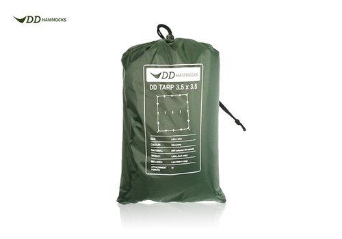 DD Hammocks DD Hammocks Tarp 3,5x3,5 Olive green