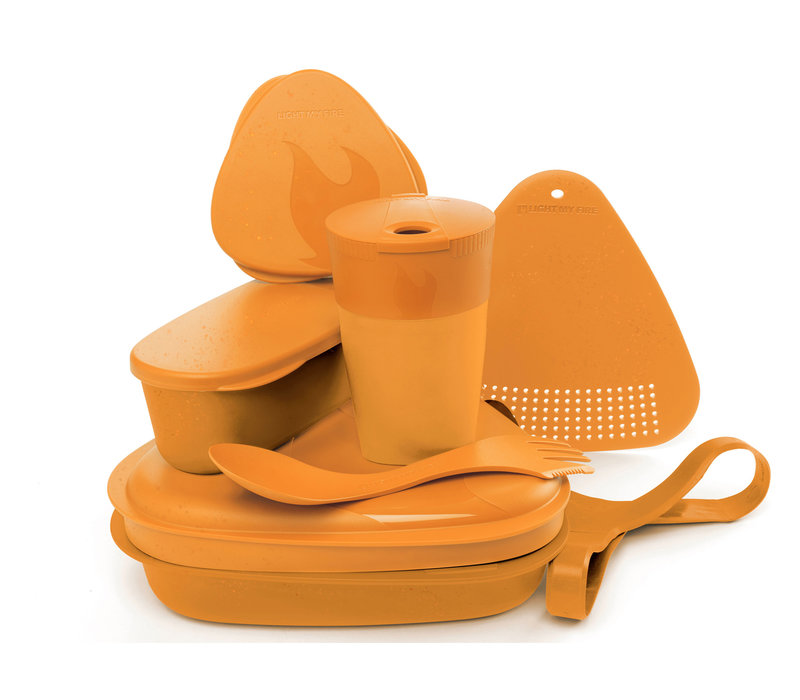 Light my Fire Mealkit Bio in several colors