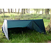 DD Hammocks DD Hammocks Tarp XL 4,5x3 - Olive Green of Coyote Brown
