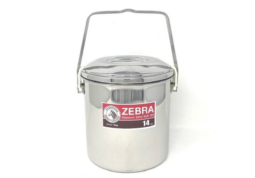 Zebra Zebra Billy Can 2 liter