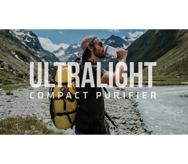 Grayl Ultralight Outdoor waterfilter diverse kleuren