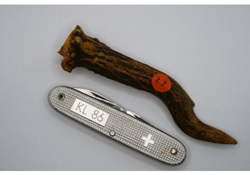 Bushpappa Piece of Roe deer Antler 12 cm