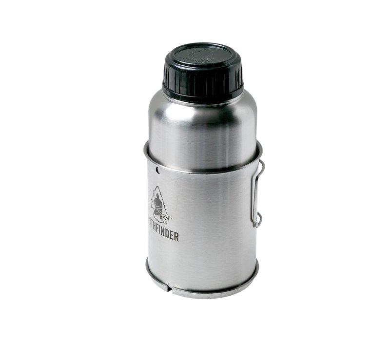 Pathfinder RVS waterfles met passende beker