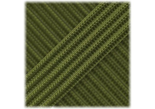 Paracord Paracord Type III 550, Mos Groen