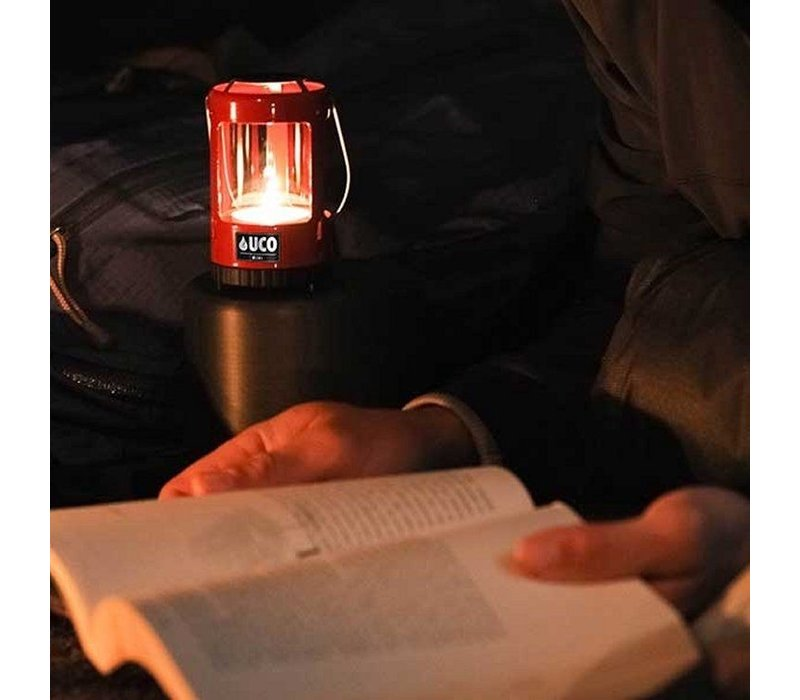 Uco Mini Lantern kit 2.0 Rood of Groen