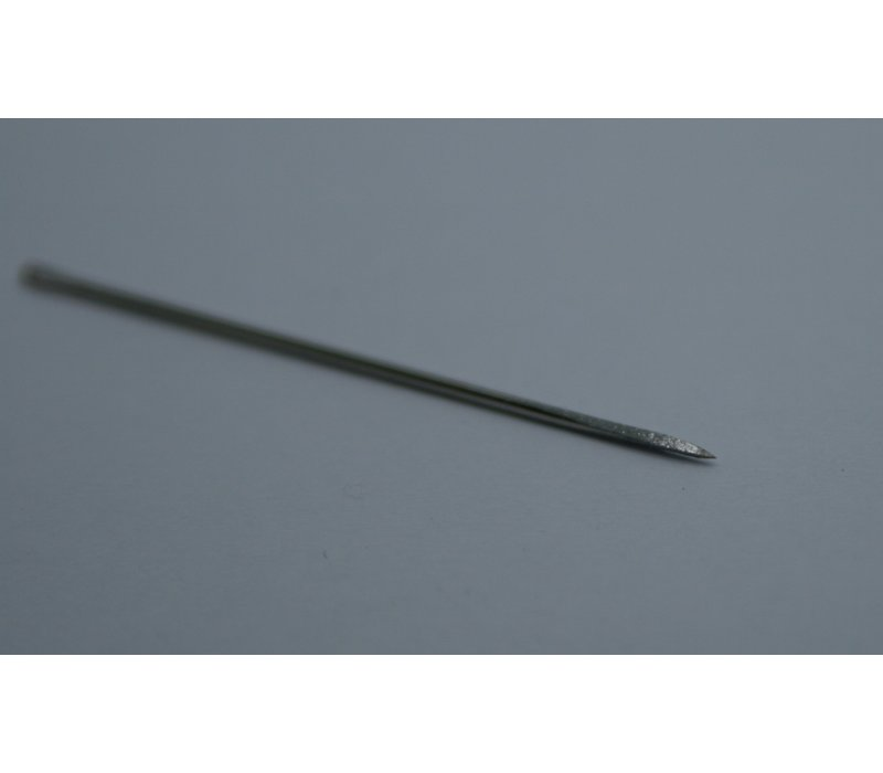 Leather needles