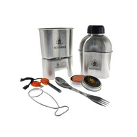 Pathfinder Campfire Survival Cooking Kit