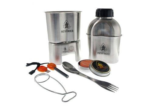 Pathfinder School Pathfinder Campfire Survival Cooking Kit