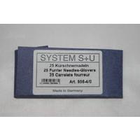 Leernaalden SYSTEM S+U