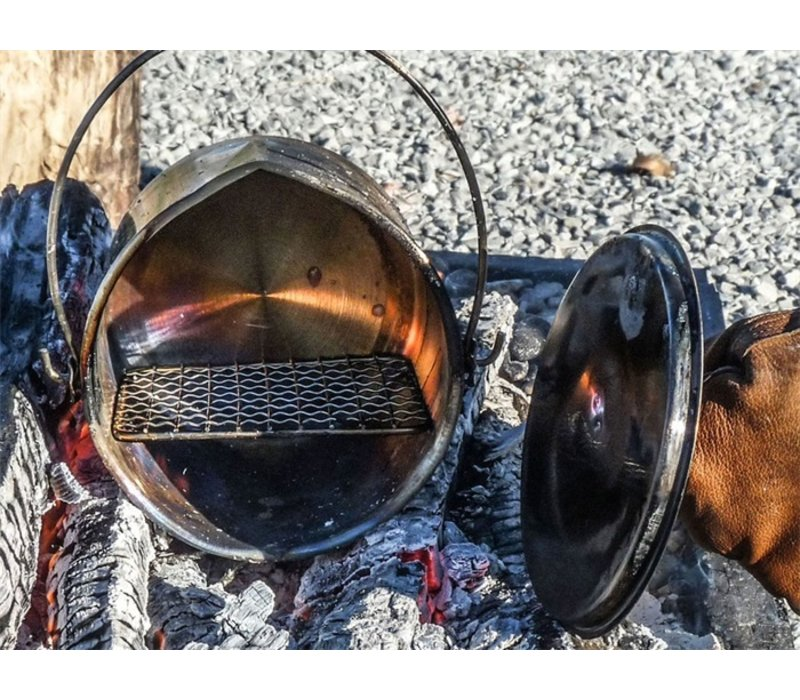 Pathfinder Stainless steel Grill Small, Medium or Large