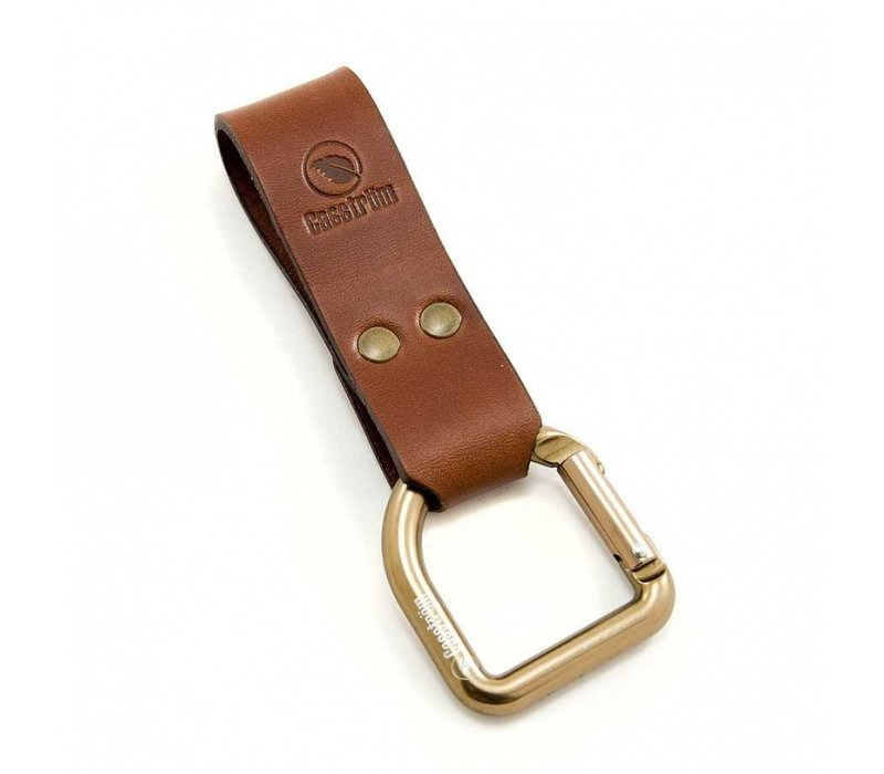 Casstrom dangler & Belt loop Cognac, Brown & Black