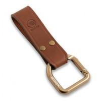 Casstrom No.3 Dangler XL & Belt loop Cognac bruin