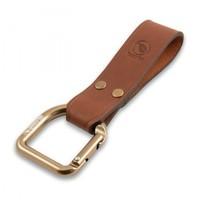 De Casstrom No.3 Dangler XL & Belt loop Cognac bruin