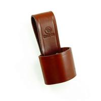 Casstrom Axe loop leather cognac brown