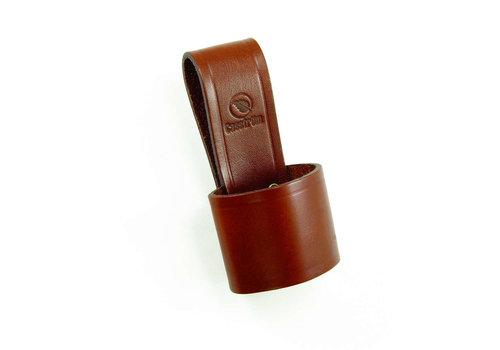Casstrom Casstrom Axe loop leather cognac brown