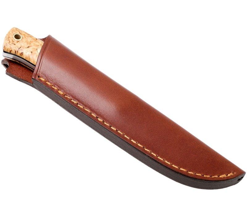 Casstrom Woodsman Knife Curly Birch