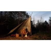 Bushmen Thermo Tarp 4x4  Olive Green