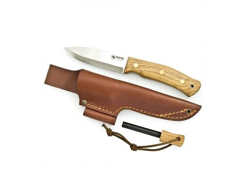Casstrom Casstrom No. 10 Swedish Forest Knife K720 Oak with Firesteel