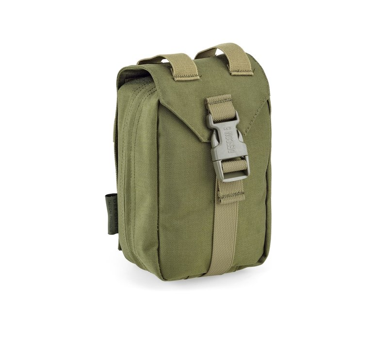 Defcon 5 Quick Release Medical Pouch - Olive Drab