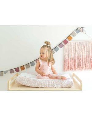 Witlof for kids Aankleedkussenhoes Little Lof Misty Pink