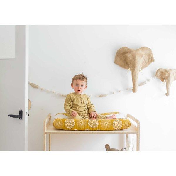 Witlof for kids Aankleedkussenhoes Sparkle Sweet Honey