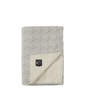 Mies & Co Teddy Blanket Cozy dots