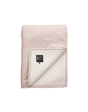 Mies & Co Teddy Blanket Pretty Pearls