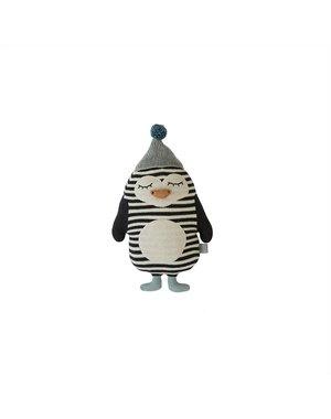 OYOY Scandinavian Living Design Baby Bob de Pinguïn Knuffel