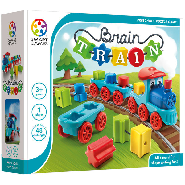Smartgames Brain Train, 3+