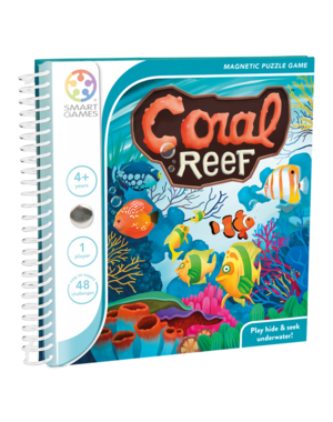 Smartgames Magnetic Travel: Coral Reef