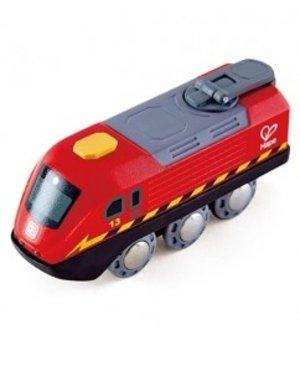 Hape Locomotief met handaandrijving