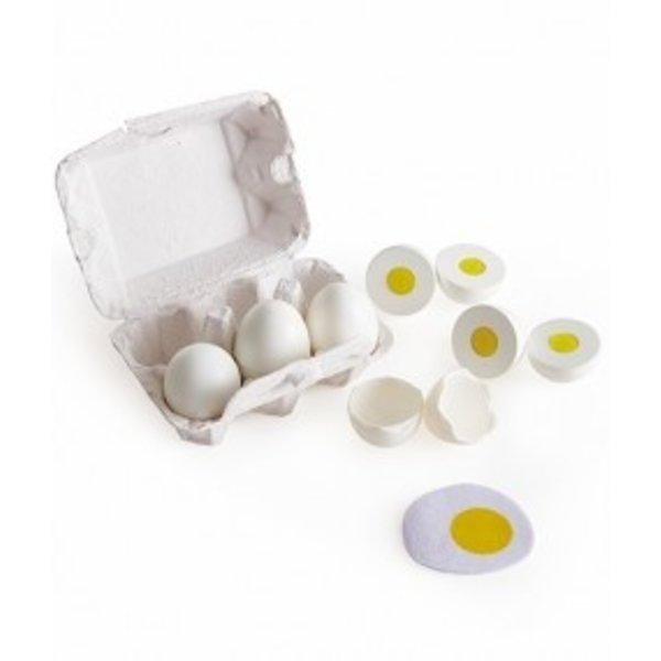 Hape Keukenspeelset eieren