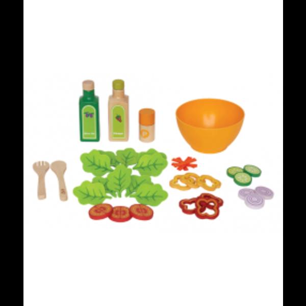 Hape Keukenspeelset Salade