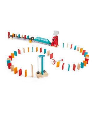 Hape Domino Grote Hamer
