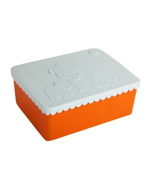 Blafre Lunchbox Beer oranje