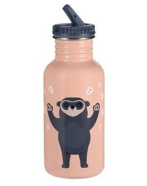 Blafre Drinkbeker Brillebjorn 500ml light pink