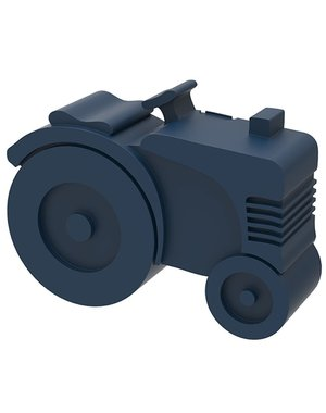 Blafre Lunchbox Tractor navy