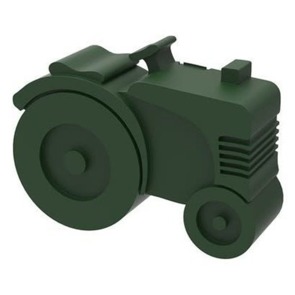 Blafre Lunchbox Tractor groen