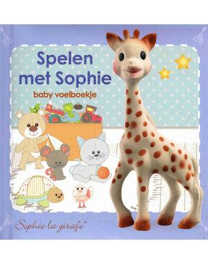 Sophie la giraf Spelen met Sophie