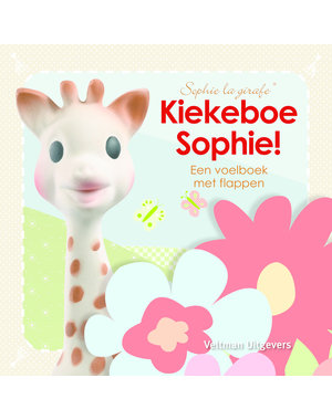 Sophie de giraf Kiekeboe Sophie de giraf