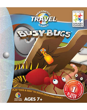 Smartgames Magnetic Travel: Busy Bugs