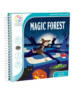 Smartgames Magnetic Travel: Magic Forest