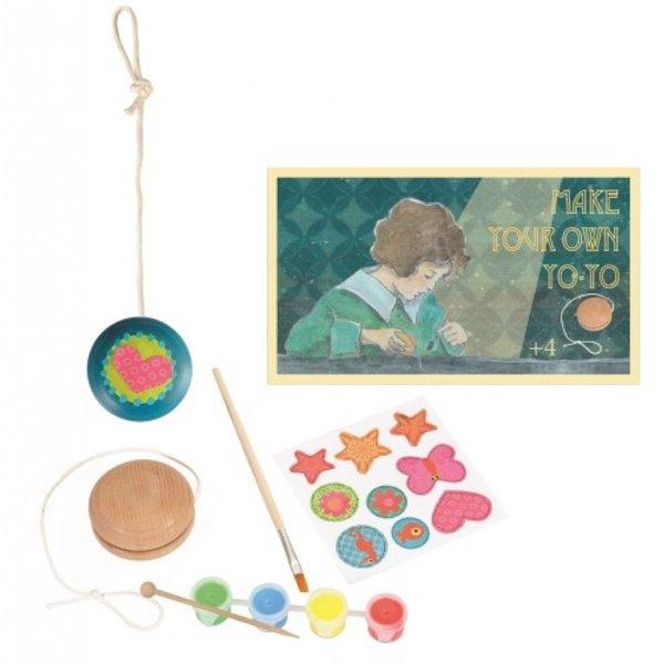Egmont toys Jojo met verf en stickers