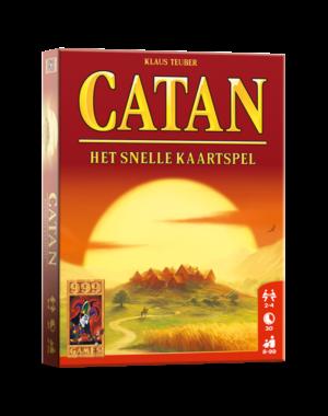 999 games Catan het kaartspel