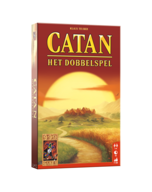 999 games Catan het dobbelspel