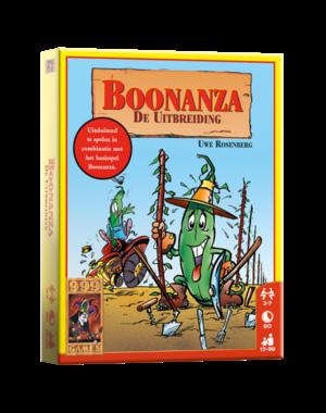 999 games Boonanza de uitbreiding