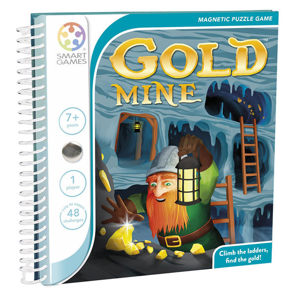 Smartgames Magnetic Travel: Gold Mine