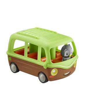 Klorofil De avonturenbus van Klorofil